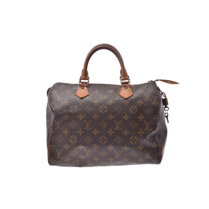 Louis Vuitton M41526 Speedy 30 Handbag Monogram