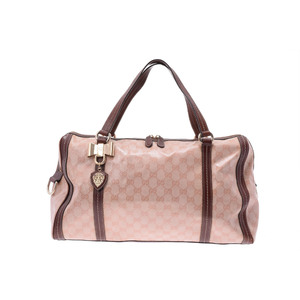 Gucci Mini Boston Bag PVC Boston Bag