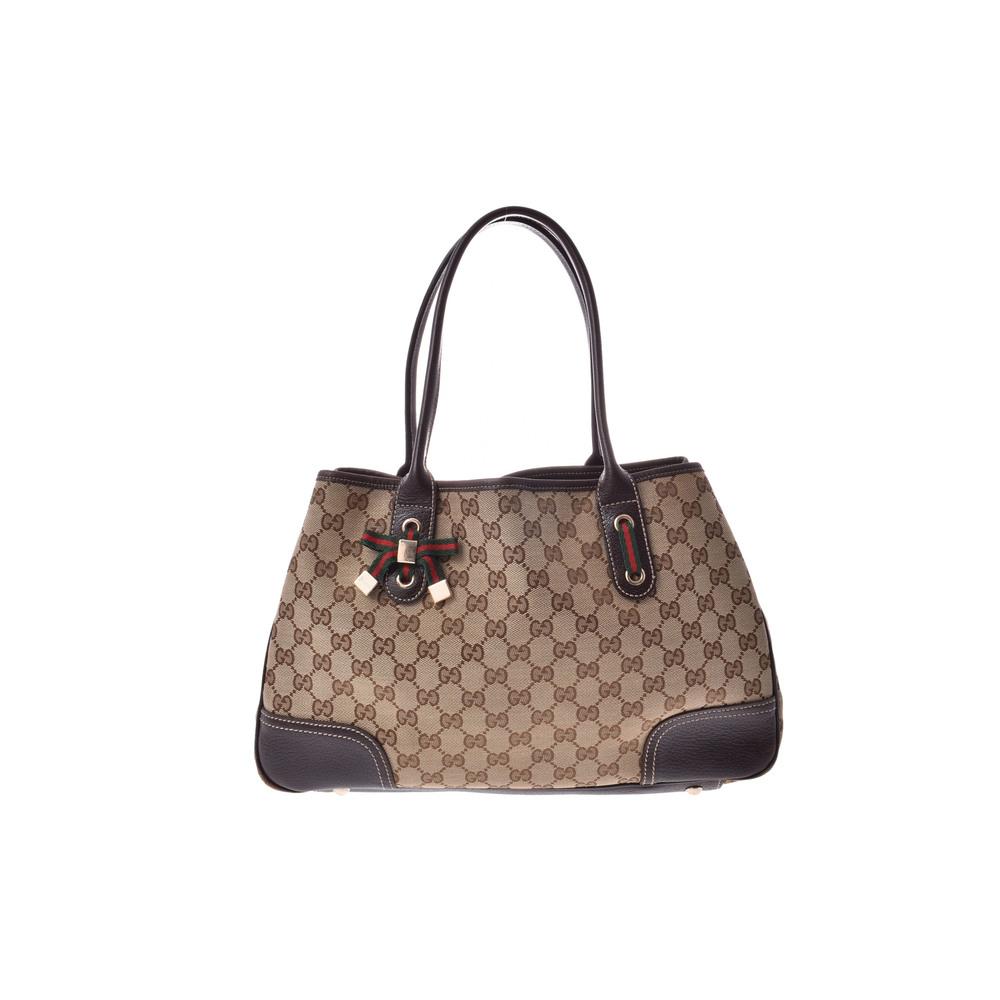Gucci GG Canvas GG Canvas Tote Bag