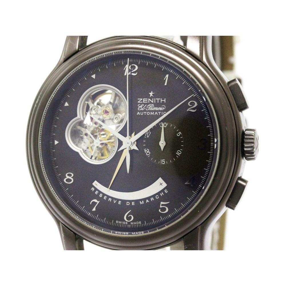 Zenith Chronomaster Automatic Sports Watch 03.1262.4021