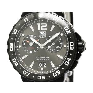 Tag Heuer Formula 1 Quartz Stainless Steel Sports Watch WAU111D