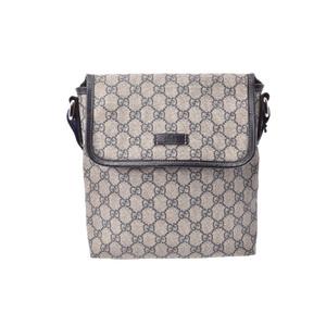 Gucci PVC Shoulder Bag Beige