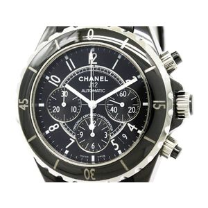 Chanel J12 Automatic Ceramic Men's Sports Watch H0939