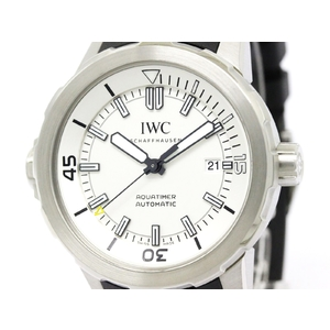 IWC Schaffhausen Aquatimer Automatic Stainless Steel Men's Sports Watch IW329003