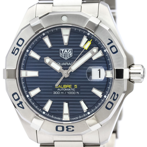 Tag Heuer Aquaracer Automatic Stainless Steel Men's Sports Watch WBD2112