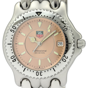 TAG HEUER Sel Professional 200M Steel Quartz Mens Watch WG1110