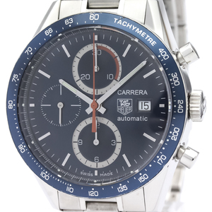 Tag Heuer Carrera Automatic Stainless Steel Men's Sports Watch CV2015