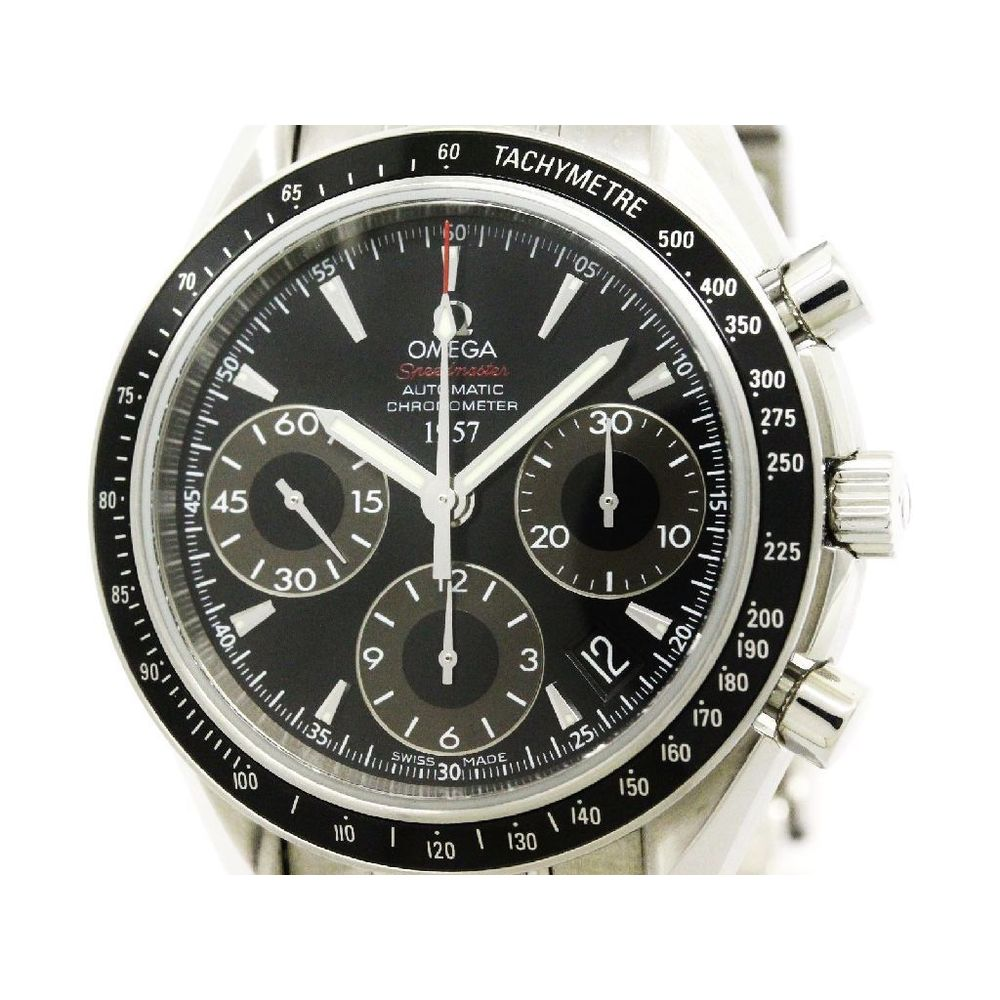 Omega Speedmaster Automatic Stainless Steel Men's Sports Watch 323.30.40.40.01.001