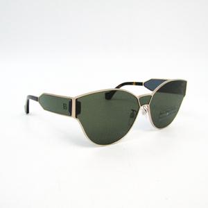 Balenciaga Unisex Sunglasses Gold BA0096