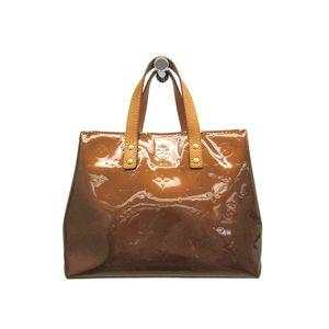 ルイ・ヴィトン(Louis Vuitton) モノグラムヴェルニ リードPM M91146 レディース ハンドバッグ ブロンズ