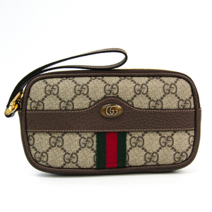 Gucci GG Marmont GG Supreme Phone Pouch/sleeve Beige,Green,Red 517366