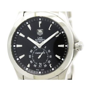 Tag Heuer Link Automatic Stainless Steel Men's Sports Watch WJF211A