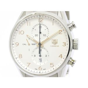 Tag Heuer Carrera Automatic Stainless Steel Men's Sports Watch CAR2012
