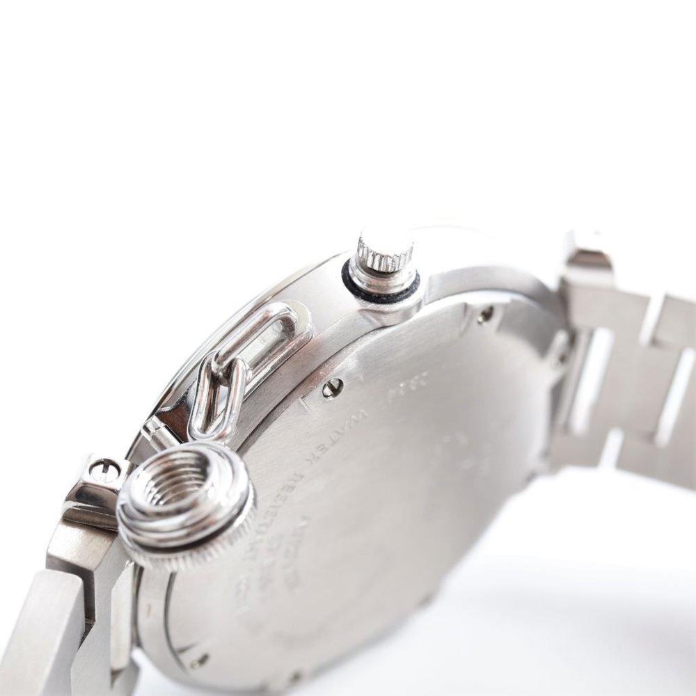 カルティエ(Cartier) パシャ・ドゥ・カルティエ 自動巻き ステンレススチール(SS) ユニセックス カジュアルウォッチ パシャC