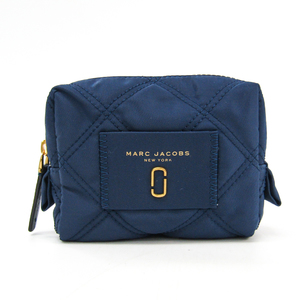 Marc Jacobs M0012157 426 Women's Nylon Pouch Navy