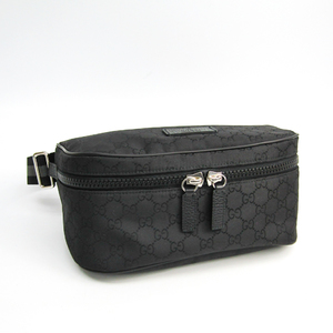Gucci 509643 Men's Nylon Fanny Pack Black