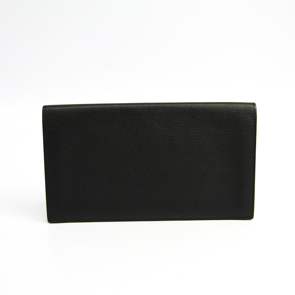 san francisco cbbef 3f3ba Details about Hermes Citizen Twill Long Men's Swift Leather Long Bill  Wallet (bi-fold BF338931