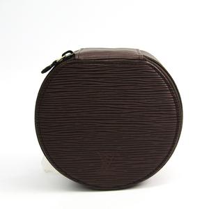 ルイ・ヴィトン(Louis Vuitton) エピ エクランビジュー12 M4820D ジュエリーケース モカ エピレザー