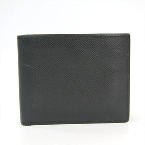 エルメス(Hermes) トップ24 ユニセックス  エプソン 財布(二つ折り) ブラック