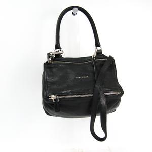 ジバンシィ(Givenchy) パンドラ スモール BB05251012 レディース レザー ハンドバッグ ブラック