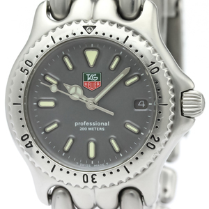 Tag Heuer Sel Quartz Stainless Steel Men's Sports Watch S99.213