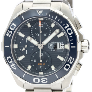 Tag Heuer Aquaracer Automatic Stainless Steel Men's Sports Watch CAY211B