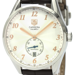 TAG HEUER Carrera Heritage Calibre 6 Automatic Watch WAS2112