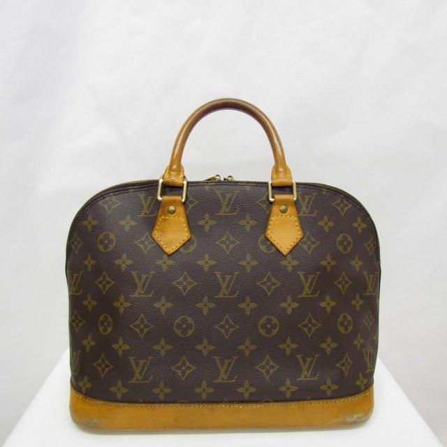 0b3bacdcea4d Louis Vuitton Monogram Alma Women s Bag Monogram Auth