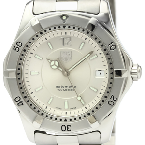 Tag Heuer 2000 Series Automatic Stainless Steel Men's Sports Watch WK2116