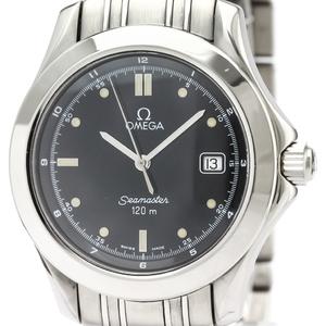 【OMEGA】オメガ シーマスター 120M ステンレススチール クォーツ メンズ 時計 2511.50