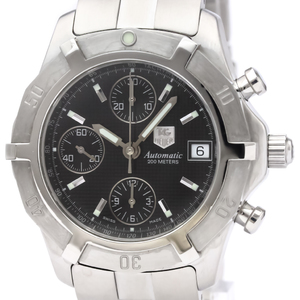 TAG HEUER 2000 Exclusive Chronograph Automatic Watch CN2111