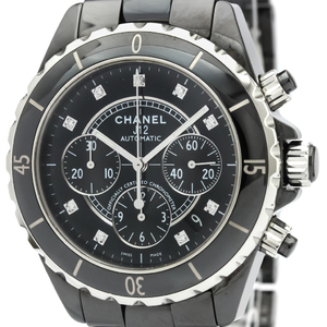 Chanel J12 Automatic Ceramic Men's Sports Watch H2419