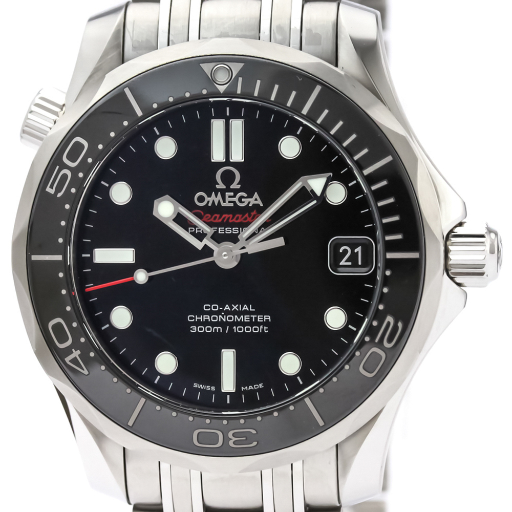 OMEGA Seamaster Diver 300M Mid Size Watch 212.30.36.20.01.002