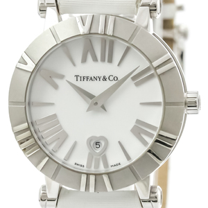 Tiffany Atlas Quartz Stainless Steel,Ceramic Women's Dress Watch Z1300.11.11A20A41A