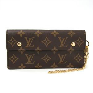 ルイ・ヴィトン(Louis Vuitton) モノグラム M58008 モノグラム 長財布(二つ折り) モノグラム