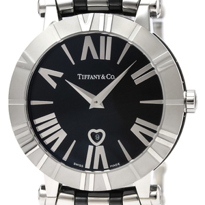 TIFFANY Atlas Steel Quartz Ladies Watch Z1300.11.11A10A00A