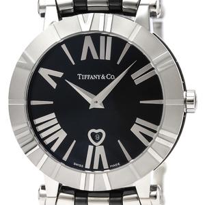 【TIFFANY】ティファニー アトラス  ステンレススチール クォーツ レディース 時計 Z1300.11.11A10A00A