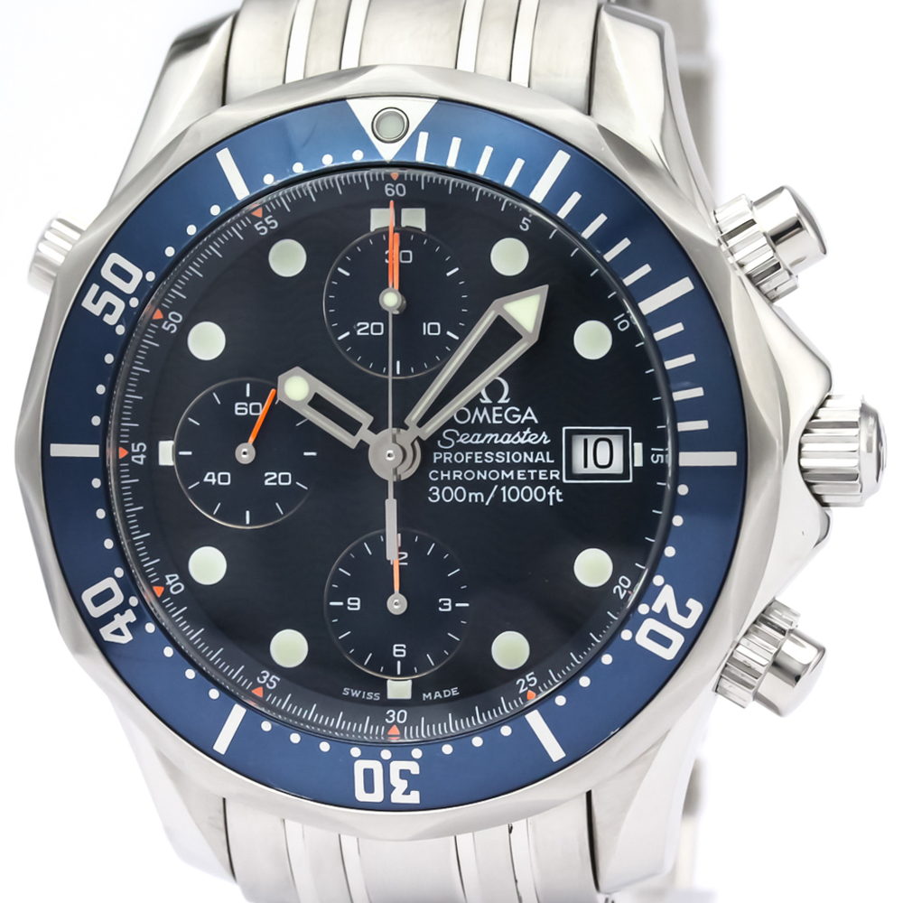 OMEGA Seamaster Professional 300M Chronograph Watch 2599.80