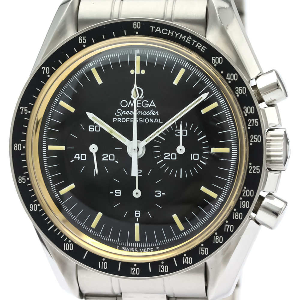OMEGA Speedmaster Professional Steel Moon Watch 3590.50