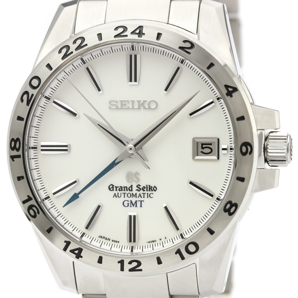Seiko Grand Seiko Automatic Stainless Steel Men's Sports Watch SBGM025(9S66-00B0)