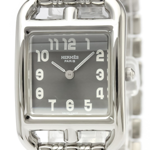 Hermes Cape Cod Quartz Stainless Steel Women's Dress Watch CC1.210