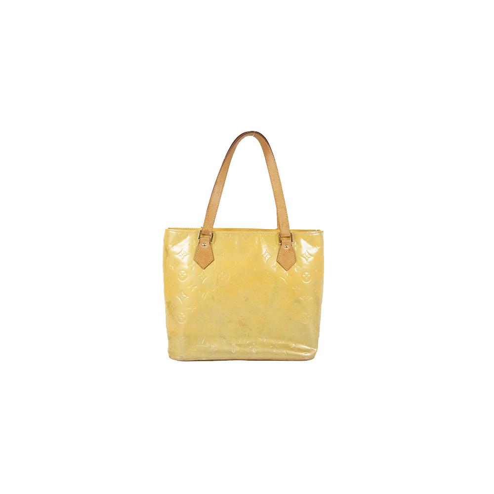 Louis Vuitton Monogram Vernis M91122 Women's Handbag,Shoulder Bag Gris