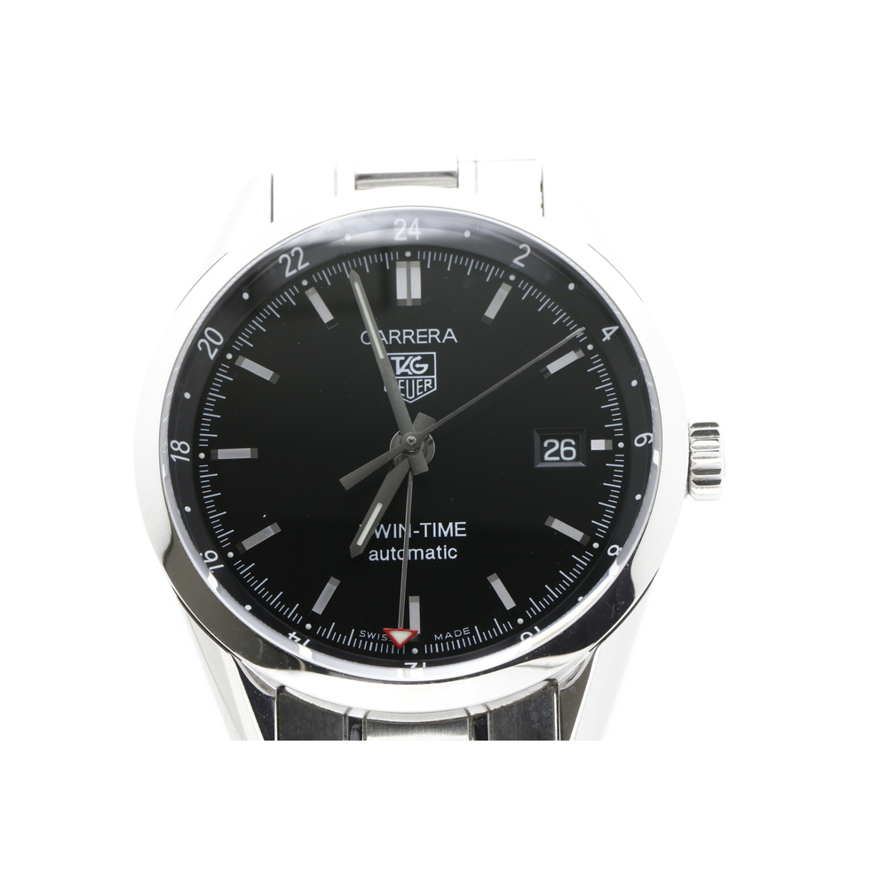 Tag Heuer Carrera Stainless Steel Men's Sports Watch WV2116