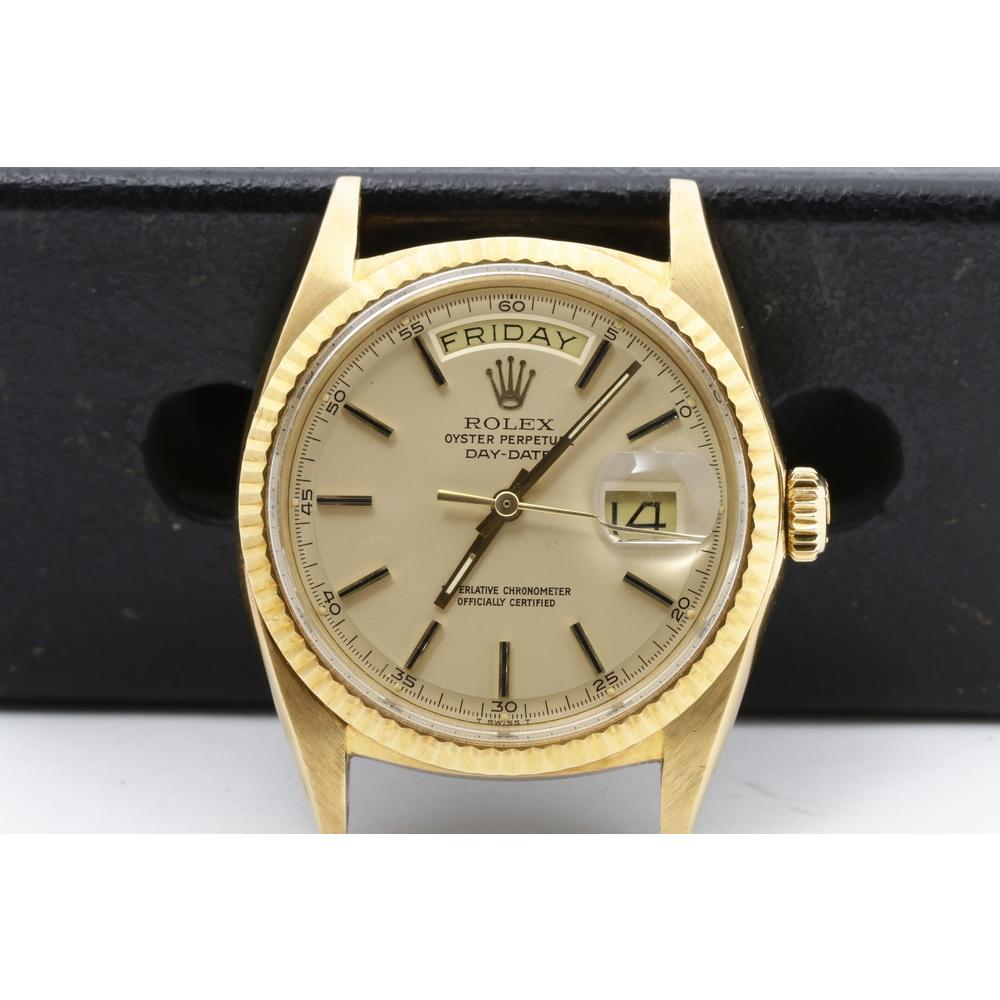 Rolex Day-Date Automatic Watch 1803 2番台
