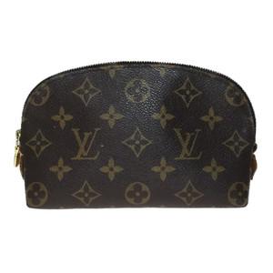 ルイ・ヴィトン(Louis Vuitton) M47515 モノグラム ポシェット コスメティック 洗面具入れ 化粧ポーチ