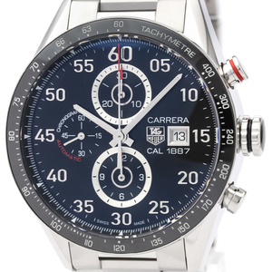 Tag Heuer Carrera Automatic Stainless Steel Men's Sports Watch CAR2A10