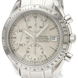 【OMEGA】オメガ スピードマスター デイト ステンレススチール 自動巻き メンズ 時計 3211.30