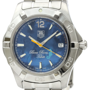 Tag Heuer Aquaracer Automatic Stainless Steel Men's Sports Watch WAF211N