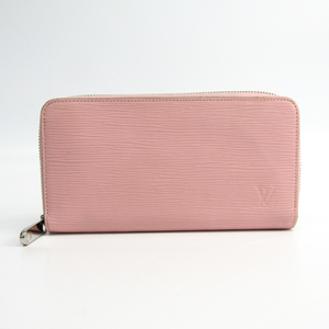 Louis Vuitton Epi Zippy Wallet M41740 Women's Epi Leather Long Wallet (bi-fold) Rose Ballerine