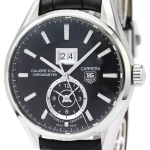 TAG HEUER Carrera Calibre 8 GMT Automatic Mens Watch WAR5010